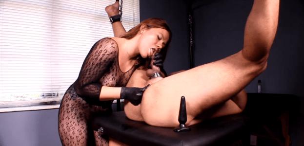 sexy femdom Prostate Massage
