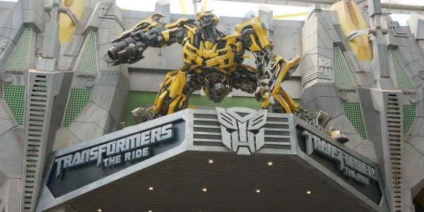 MY 5 FAVOURITE ATTRACTIONS IN UNIVERSAL STUDIOS