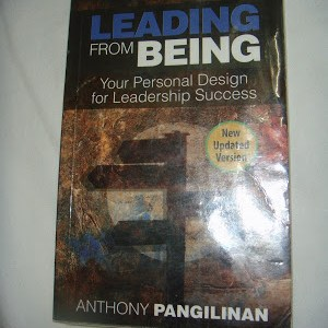 BOOK REVIEW: LEADING FROM BEING