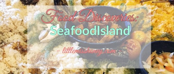 FOOD DISCOVERIES: SEAFOOD ISLAND