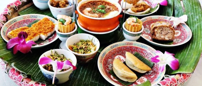 TRYING AUTHENTIC PERANAKAN CUISINE AT THE PERANAKAN SINGAPORE