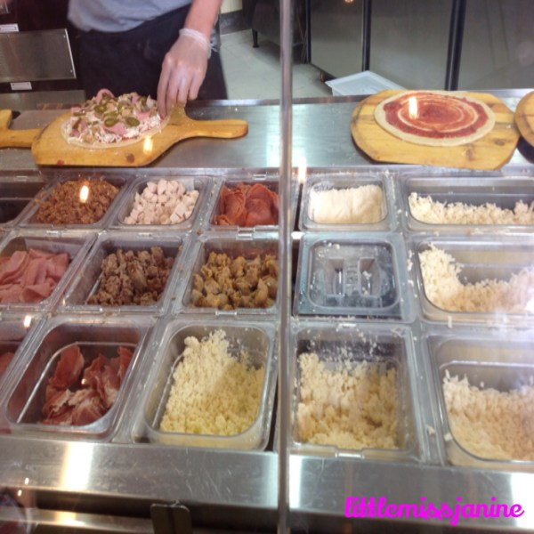 project pie toppings