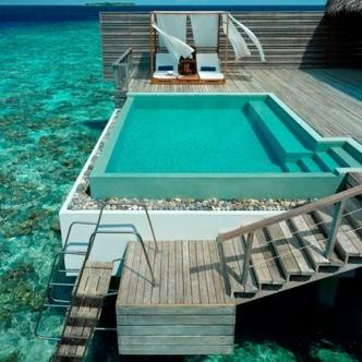 Pool & Ocean combination