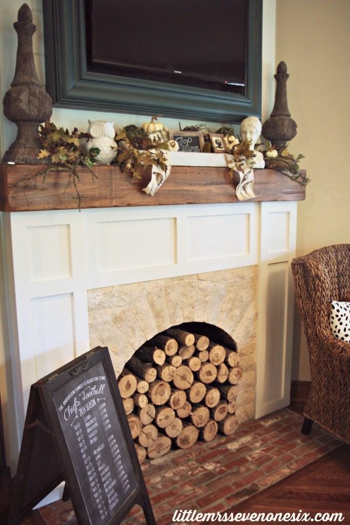 716 Fireplace