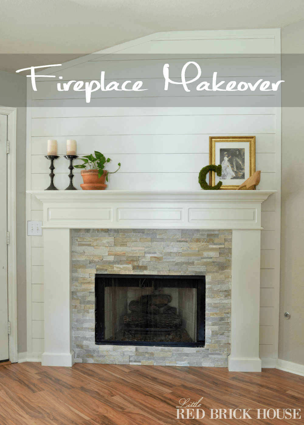 Fireplace Makeover Guest Post Making It In The Mountains