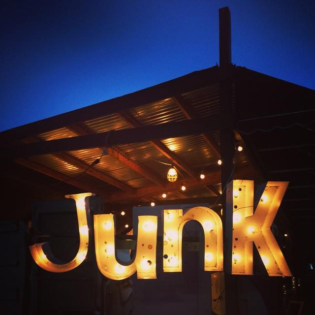 Junk by Andrea Janda