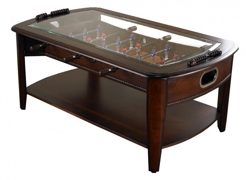 Pinnacle and Signature Foosball Tables