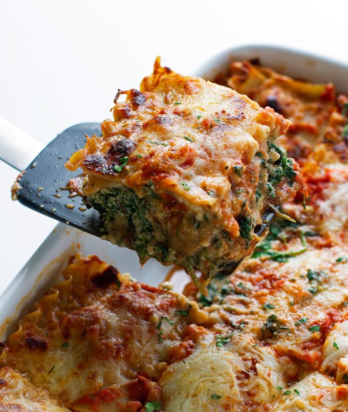 Skinny-Mushroom-Spinach-Lasagna--6