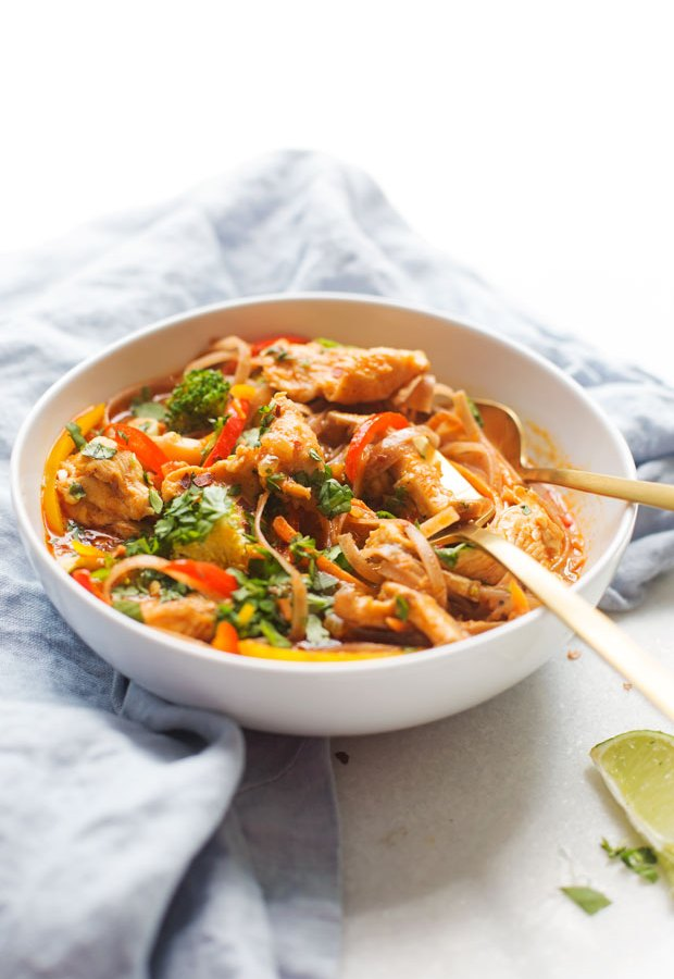 20-Minute-Chicken-Panang-Curry-Noodle-Bowls-6