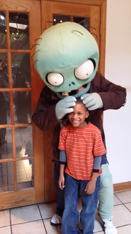 #PvZ2Android Chicago