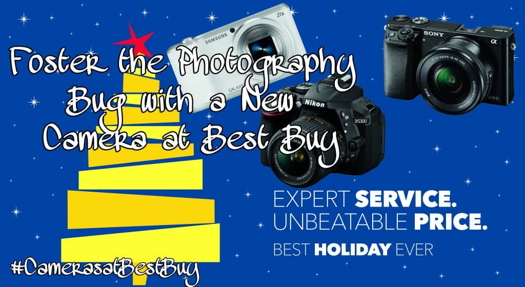 Foster the Photography Bug with a New Camera at Best Buy