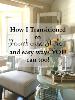 Sparkling How I Transitioned To Farmhouse Decor How I Transitioned To Farmhouse Style Little Vintage Nest Country Med Homes Country Med Home Furnishings