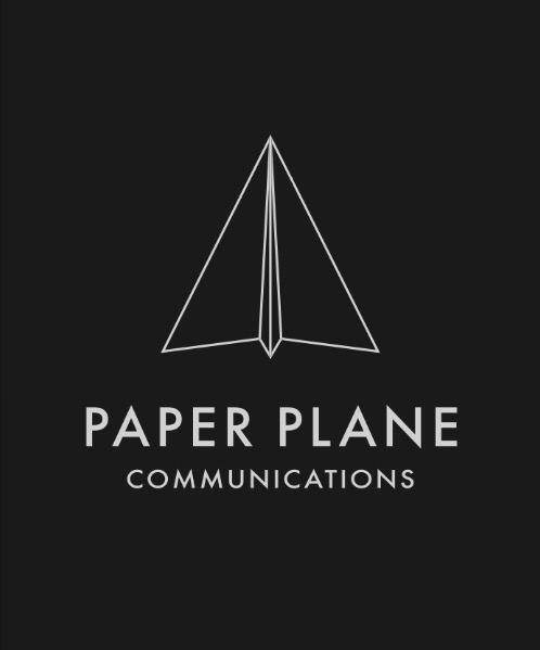 Paper Plane Communications Logo 2.0