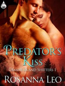 Predator's Kiss Cover