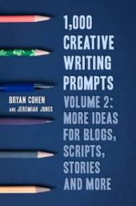 1,000 Creative Writing Prompts Volume 2 Cover