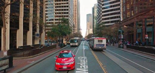 Market Street, Downtown, San Francisco
