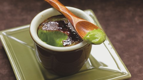 avocado creme brulee recipe