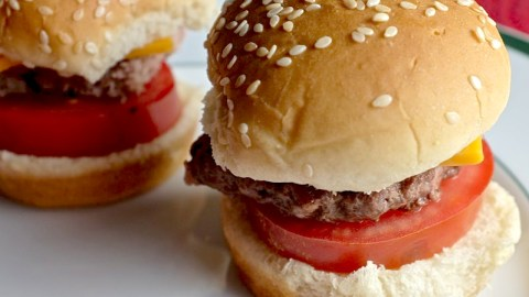 A Dab Of Insurance? Tim Love's Secret Burger Ingredient Might Save Your Sliders.