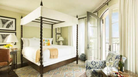 canary SB guest room