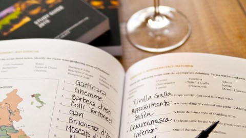 wine education certifications