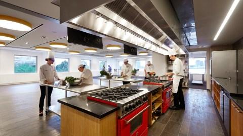 restaurant school