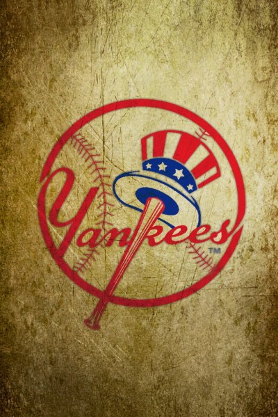 New York Yankees Logo iphone 4S wallpaper 640x960 | iPhone 4s Wallpapers. iPhone 3Gs Wallpapers ...