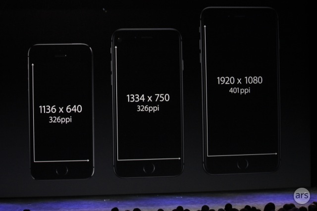 iPhone 6 Plus at 1920x1080