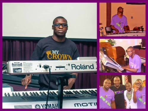 (Keyboardist @ #L4C Events) ----- (Church of Pentecost - Lorton, VA) _____________________________________ Say hello to, KING DAVID, the main keyboardist of Live 4 Christ Movement. A humble servant of God that operates by The Spirit of God. He is a blessing to us all and all he is chasing after is the heart of God. He is a true worshiper and an obedient servant.