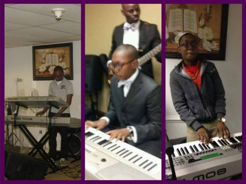 (Keyboardist @ #L4C Events) ------ (Richmond, Virginia) ________________________________________________________ Say hello to, ALBERT TETTEH a.k.a (Holy Brain), one of our keyboardists of Live 4 Christ Movement. A great man of God who fell in love with and committed to The Live 4 Christ Movement after he first encountered it. We have been blessed to have him as part of the Live 4 Christ Family and we appreciate his kind heart to always come from Richmond to #JAM4GOD in Northern Virginia. God bless you for your devoted heart for the Kingdom of God.