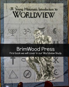 BrimWood Press Young Historians Intro to Worldview