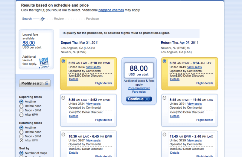 Electronic Travel Certificate United Airlines Find Your World