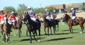 2012 Scottsdale Polo Championship Polo Matches