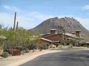 Scottsdale AZ Luxury Home Troon Area