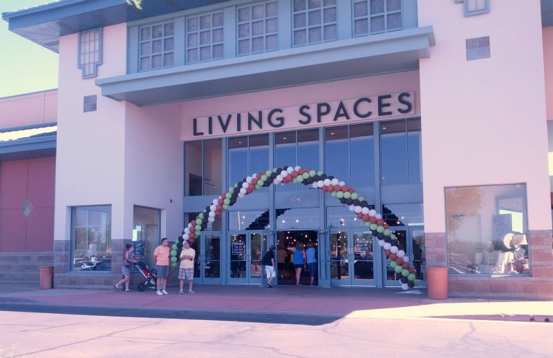 Where To Shop In Scottsdale Az Living Spaces Home Furnishings Scottsdale Az Real Estate