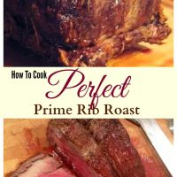 Tips for Perfect Prime Rib