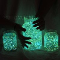 DIY - Glowing Jar Project
