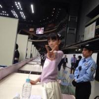 AKB48下口ひななが握手会オフショット投稿!柏木由紀の表情ワロタwww