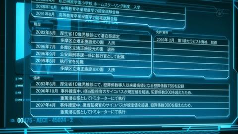 PSYCHO-PASS サイコパス 2 7話 感想