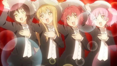 【ゆるゆり さん☆ハイ!】第10話 感想 誰もが京子を好きになる良い最終回だった…