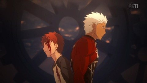 Fate stay night UBW 20話 感想