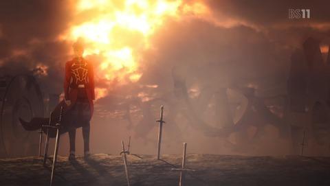 【Fate/stay night [UBW]】第18話 感想 裏切られた理想の果てがこちら