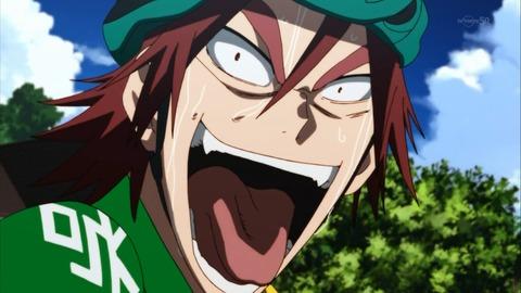 【弱虫ペダル GRANDE ROAD(2期)】第9話 感想…決着つけようや→頭突き(は!?www)【弱ペダGR】
