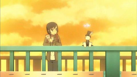 【アリスと蔵六】第10話 感想 トイレはワンダーランド