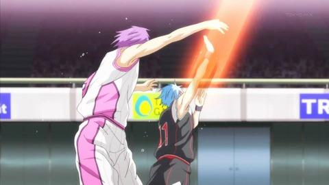 【黒子のバスケ 2期】第21話(46Q) 感想…そのシュート、消えるよwwwwまじかよ。