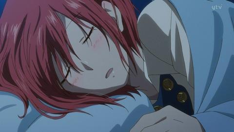 赤髪の白雪姫 9話 感想
