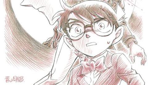 劇場版コナン18作目のタイトル決定!「名探偵コナン 異次元の狙撃手(スナイパー)」は4月19日公開