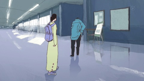 【ピンポン THE ANIMATION】第9話 感想 スマイルのスマイル