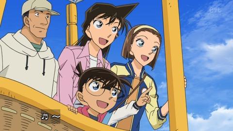 【名探偵コナン】第838話…気球でたのしい空の旅(アニオリ感想)