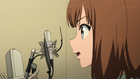 【SHIROBAKO】第18話 感想…新人声優が一瞬でベテランの演技に!!w音響監督すげえぇぇ!!