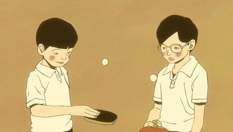 【ピンポン THE ANIMATION】第10話 感想 楽しんだ者勝ち